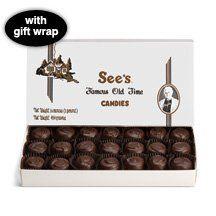 See's Candies 1 lb. Raspberry Cream - http://bestchocolateshop.com/sees-candies-1-lb-raspberry-cream/