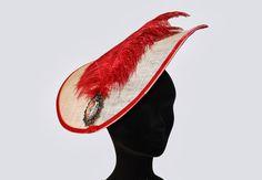 TOCADOS | AlquilaTusTocados.com #tocados #hats #tocadopluma #tocadorojo