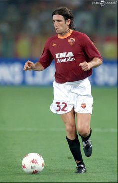Vincent Candela As Roma, Legends, Soccer, Football, Running, Sports, Futbol, I Love, Racing