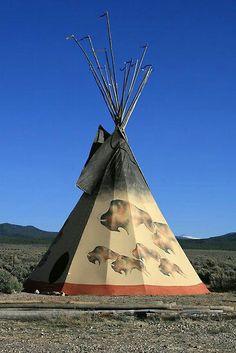 inside a tee pee pics Native American Teepee, Native American Symbols, Native American Photos, Native American History, Native American Indians, Tenda Camping, Teepee Camping, Glamping, Native Indian