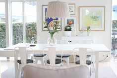 Vas-Pallo-Skruf-1 Dining Room, Dining Table, House By The Sea, Interior, Kitchen, Photos, Inspiration, Furniture, Home Decor