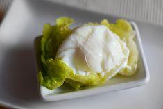 Huevo poché o escalfado