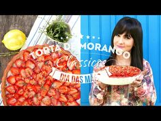 TORTA DE MORANGO especial DIA DAS MÃES   I Could Kill For Dessert 82 #ICKFD - YouTube