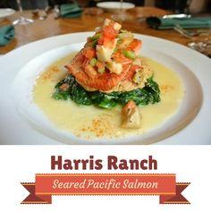 ... tomato garnish, garlic sautéed spinach & lemon wine sauce. Click on