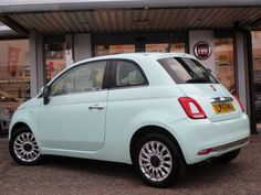 Used Fiat Tipo, Panda, Punto Cars in Norwich, Gt Yarmouth, Bury St Edmunds & Diss all with a Minimum 12 Months Guarantee and the Desira Lowest Price Guarantee. My Dream Car, Dream Cars, Fiat 500 Interior, 2015 Fiat 500, Fiat 500 Lounge, Automotive Solutions, Fiat Cars, Automatic Cars, Shooting Brake