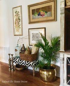 Home Staging, Decoration, Palm, Planter Pots, Home Decor, Decor, Decoration Home, Room Decor, Decorations