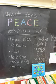 HOw to create a culture of peace in the classroom - Some great ideas! Remembrance Day Activities, Remembrance Day Art, Holiday Activities, Activities For Kids, Peace At Last, World Peace Day, Harmony Day, Peace Education, International Day Of Peace