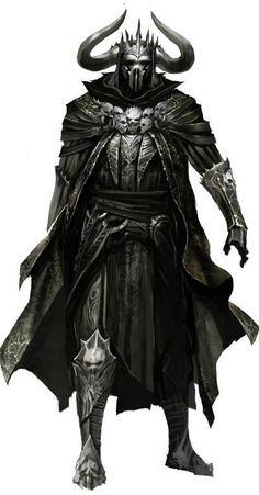 Dread--Paladin --devoted to Marr Fantasy Armor, Dark Fantasy Art, Medieval Fantasy, Dark Art, Armadura Medieval, Dnd Characters, Fantasy Characters, Fantasy Character Design, Character Art