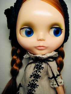 1970's Kenner Blythe  red hair