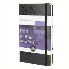 Film Journal, Passion-Book. #DasNotizbuch #Notizbuch #Notebook #Journale #Sonderausgabe www.dasnotizbuch.de