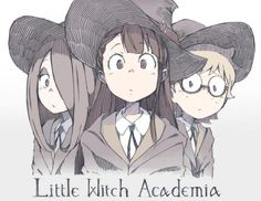 Little witch academia 2d