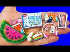 18 DIY BARBIE MINIATURE REALISTIC HACKS AND CRAFTS !!! - YouTube