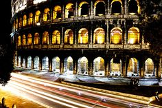 Just the Colosseo