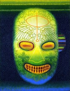ed paschke (one of the original Chicago artists in the Hairy Who exhibit)