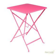 Fermob Bistro Square Folding Table - 22 x 22
