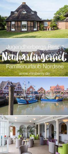 Das DJH Resort Neuharlingersiel ist die erste Jugendherberge im Stil einer Club-Ferienanlage – mit Freizeitangebot, Kinderbetreuung und Vollverpflegung, so wie es sich für einen All-inklusive Urlaub eben gehört. Perfekt für einen Familienurlaub an der Nordsee.