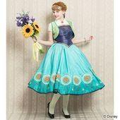 #Anna #cosplay #cosplaydressposts #Disney #dress #Fever #Frozen Cosplay Dress