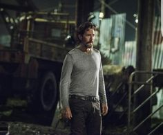 Dang! I like this pic of Henry Ian Cusick as Marcus Kane