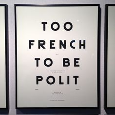 Poster by French design furniture brand Polit - A Walk Through Maison&Objet January 2014 (part 3)