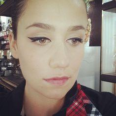 """Eyeliner in gel nerissimo #loreal paris Ci piace!  #makeup #look #lookoftheday #faceoftheday #picoftheday #makeupoftheday #instamakeup #instalook…"""