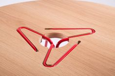 Lilu Table by Marco Gallegos, via Behance