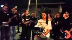 Calle de honor a motero víctima del sistema #salud moteros unidos por ...