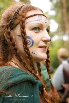Resultado de imagen para celtic warrior woman