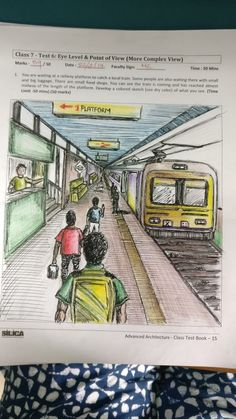 10 Beautiful Drawings On Clean India Swachh Bharat For Kids