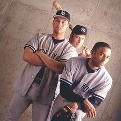 Derek, Tino & Mariano