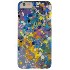 Paint Splashes iPhone 6 Cases   Paint Splashes iPhone 6 Cover Designs