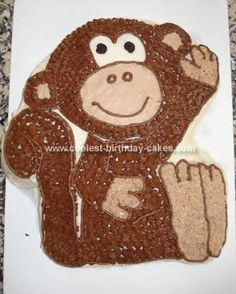 Full monkey.  Need special pan?