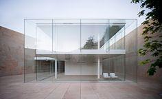 """design-fjord: """" Zamora Offices - Alberto Campo Baeza """""""