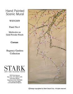 Corean., Stark Wallpaper_Page_1 by Sherry Cooper, via Flickr