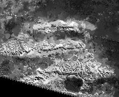 Montañas de más de 3.000 metros en Titán, la mayor luna de Saturno | Ciencia | EL MUNDO