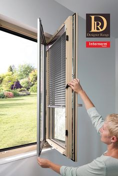 Designer Range - Google+ How about: Photovoltaic powered integral blinds with WiFi controlled window operations and triple or quadruple glazing? Aluminium, PVCu or Timber Aluminium profiles? It has to be Internorm UK from Designer Range http://www.designerrange.co.uk/wi…/timber-composite-windows/ #Internorm #Staffordshire