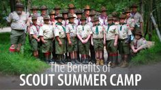 Your son comes home from Scout summer camp more capable and mature than the boy you wavedgoodbyeto a short week ago.