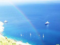 Rainbow-Arcobaleno-Arco Iris-Taormina-Sicilia-Italy - Creative Commons by gnuckx | Flickr - Photo Sharing!