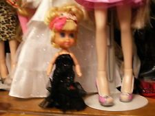 LIDDLE KIDDLES BARBIE SISTER KELLY NOSTALGIC RETRO SOLO IN THE SPOTLIGHT