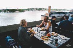 Jon Bäcklund & Stina Ekström — Assistant in Health and Trauma Healer & Personal Assistant, Bromma & City Tour, Stockholm.
