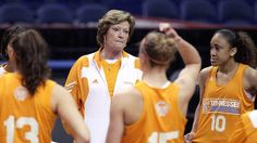 Summitt Steps Down-Sadness Abounds