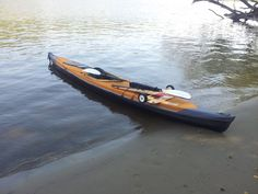 The cart on the deck of my kayak