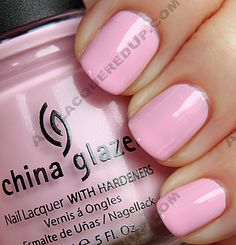 Something sweet / China Glaze Up & Away Spring 2010