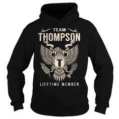 Team THOMPSON Lifetime Member - Last Name, Surname T-Shirt