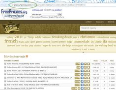 Torrent Sites Blocked in India/How to Access Blocked Websites