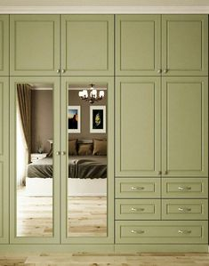 Built-in Wardrobes #Furnitureideas