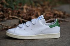 ADIDAS STAN SMITH CF NIGO BLANC VERT - Adidas Stan smith - Homme