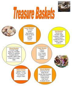 treasure basket ideas
