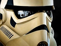 Stormtrooper Helmet star wars art print Poster 50x75cm Free Shipping Wall Sticker