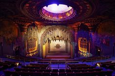 LA's art deco Broadway theater district is the (cool) cat's pajamas. From the Theatre at the Ace to the gloriously garish and newly reopened Clifton's Cafeteria, Los Angeles' art deco Broadway theater district is too cool for words.