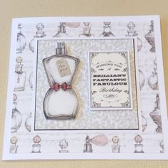 Craftwork cards Vintage Ephemera